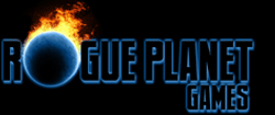 Rogue Planet Games logo